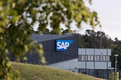 SAP eleva un 90,3% su beneficio hasta septiembre