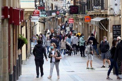 San Sebastián, en 'zona roja' de transmisión al superar los 500 contagios por 100.000 habitantes