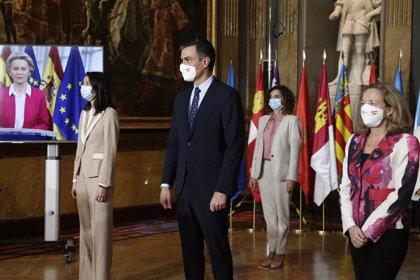 Sánchez anuncia que el Consejo de Ministros aprobará este martes el anteproyecto de los Presupuestos