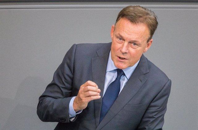 Alemania.- Muere a los 66 años el vicepresidente del Bundestag, Thomas Oppermann