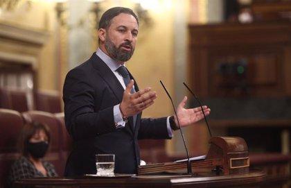 Vox recurrirá ante el Tribunal Constitucional el nuevo estado de alarma