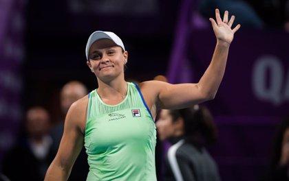Ashleigh Barty mantiene el número uno en un ranking WTA sin alteraciones
