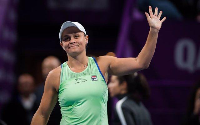 Tenis.- Barty mantiene el número uno en un ranking WTA sin alteraciones