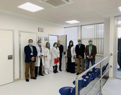 El Hospital Clínico de Málaga mejora la accesibilidad en atención, seguimiento y dispensación externa de medicamentos