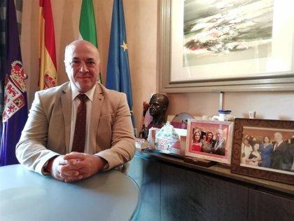 """Coronavirus.- Antonio Ruiz apela a la """"responsabilidad de todos"""" tras la declaración del estado de alarma"""