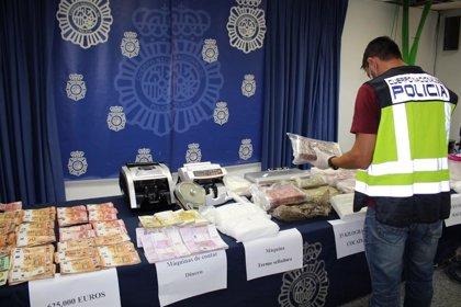 """Desarticulada una de las organizaciones de tráfico de cocaína """"más activas"""" de la provincia de Sevilla con 17 detenidos"""