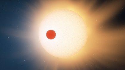 Captan la atmósfera de un mundo a 260 años luz que 'no debería existir'