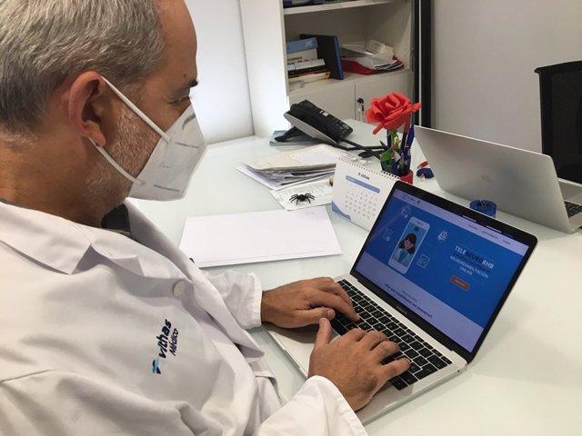 Vithas NeuroRHB asegura que la teleneurorrehabilitación ha ayudado a pacientes con daño cerebral durante la pandemia
