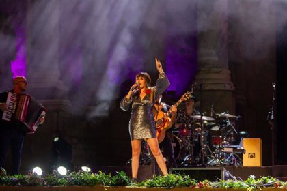 Rozalén desvelará los temas de su nuevo album en lengua de signos en colaboración con Spotify