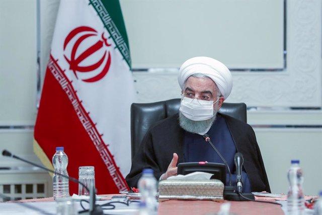 Coronavirus.- Irán se acerca a los 575.000 casos de COVID-19 tras rozar de nuevo