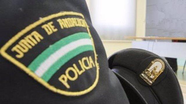 Unidad de Policía Autonómica de Andalucía