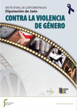 Jaén.- MásJaén.- El VIII Festival de Cortometrajes contra la Violencia de Género