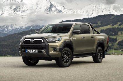Toyota inicia la preventa en España de la actualización del Hilux, que llegará a finales de año