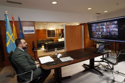 Termina la reunión de Sánchez con los líderes autonómicos y Von der Leyen tras casi tres horas