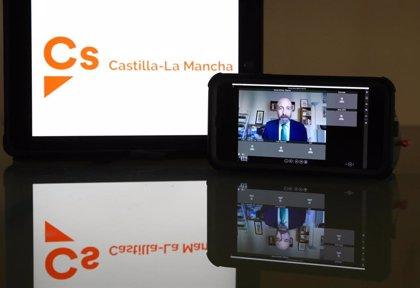 """La mala conexión a Internet interrumpe a Muñoz en Cortes y éste culpa a Ayuntamiento de Toledo: """"Imposible teletrabajar"""""""