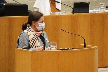 Moreno delimita un acuerdo en los Presupuestos a cumplir lo aprobado en el Parlamento