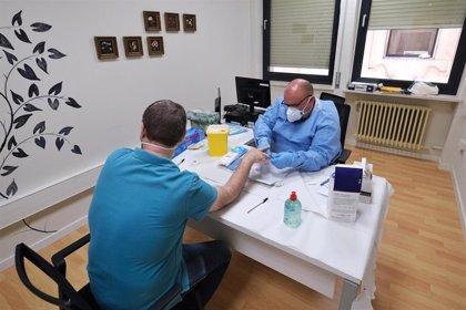 La Junta inicia la segunda ronda de test de Covid-19 al personal de los juzgados de Sevilla
