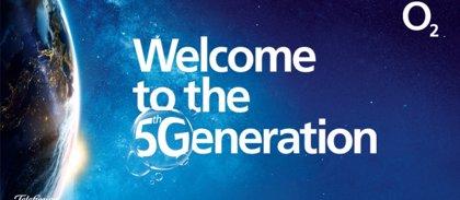 Telefónica supera las 100 ciudades con servicios 5G en Reino Unido