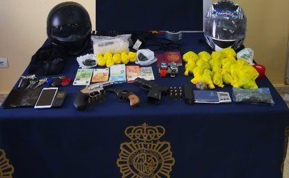 Sucesos.- Detenidos los integrantes de un grupo por robar a punta de pistola un reloj valorado en 237.000 euros