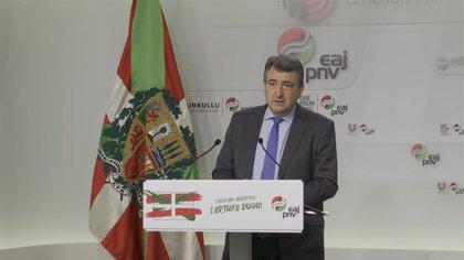 """Cvirus.- PNV considera """"procedente"""" seis meses de Estado de Alarma si el Gobierno acude """"con frecuencia"""" al Congreso"""
