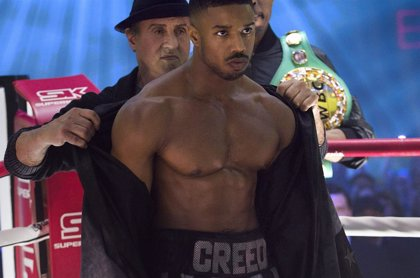 Michael B. Jordan, en negociaciones para dirigir Creed 3