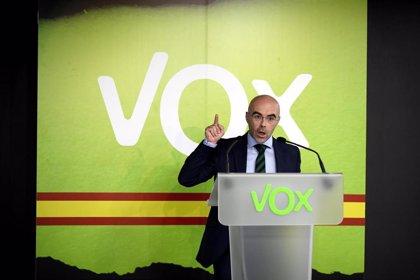 """Vox tacha de """"ilegal"""" y """"abusivo"""" el nuevo estado de alarma y espera que el TC fije criterio de una vez"""
