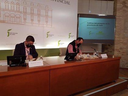 Diputación de Jaén y Appistaco apuestan por la formación de los agricultores para fomentar la implantación del pistacho