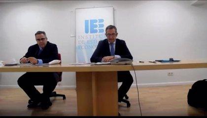 El IEE rechaza la subida de impuestos y dice que la presión fiscal sobre PIB ha aumentado un 6,5% este año
