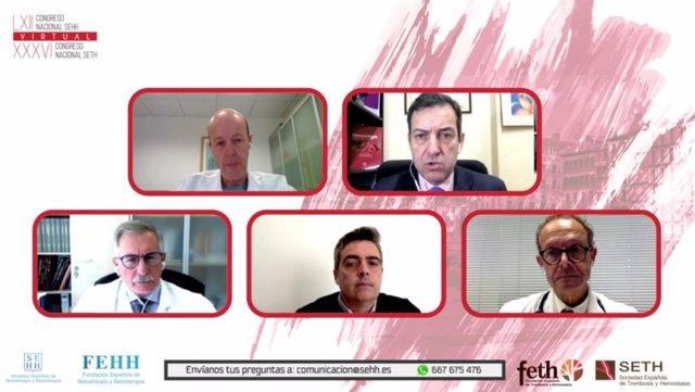 El Congreso Nacional de Hematología, Hemoterapia, Trombosis y Hemostasia