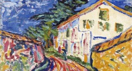 """La exposición 'Expresionismo alemán' """"reencuentra"""" por primera vez las obras del barón Thyssen"""