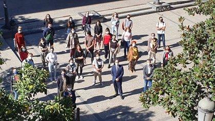 Vuelve Eurodisea: jóvenes valencianos pueden pedir prácticas en Bélgica, Francia y Portugal