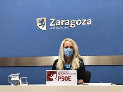 El PSOE pide retirar el expediente de las ordenanzas fiscales de Zaragoza y negociarlas con el nuevo plan de rescate