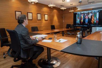La Xunta reunirá el comité clínico para decidir sobre el toque de queda y Feijóo sugiere que no cerrará Galicia