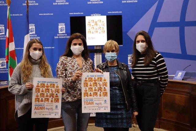 Ayuntamiento de San Sebastián apoya el Día del TDAH
