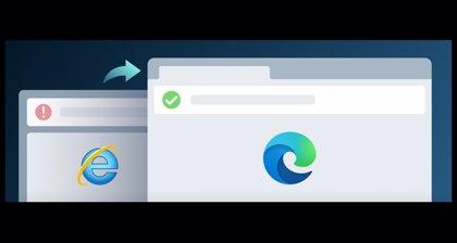 Microsoft redirigirá de forma automática a Edge las páginas incompatibles con IE
