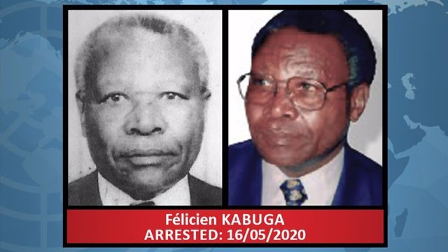 Ruanda.- Trasladado a La Haya el millonario Félicien Kabuga, considerado financi