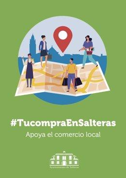 Campaña de promoción en Salteras