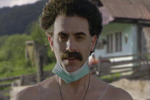 Sacha Baron Cohen Ha Vuelto Con Borat, Película Film Secuela
