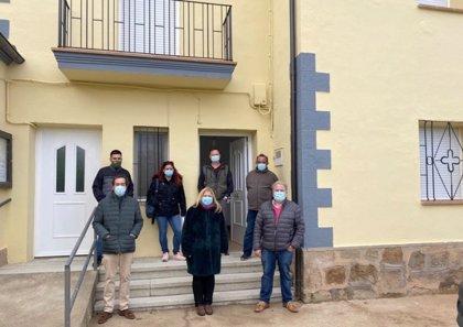 La Junta rehabilita la casa del médico de Monteagudo de las Vicarías (Soria) para alquiler social