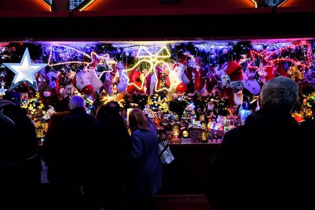 Coronavirus.- Suspenden los mercadillos navideños en Praga debido a la COVID-19