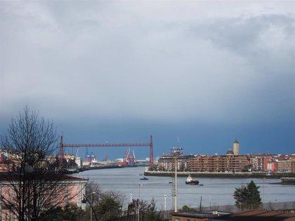 Abundantes nubes y apenas lluvia este martes en Euskadi, con máximas cercanas a los 20 grados