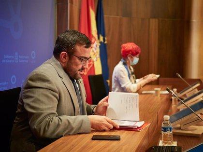 Navarra fija el toque de queda de 23 a 6 horas y restringe las reuniones en espacios privados a la unidad convivencial