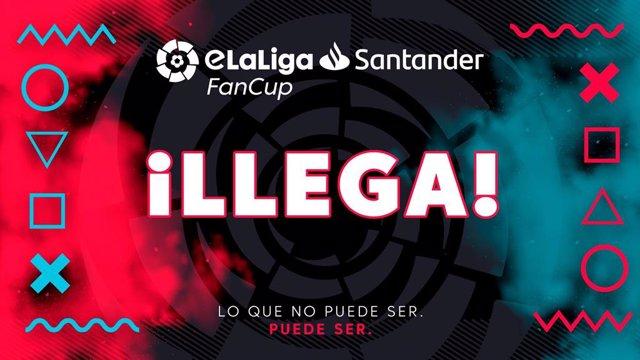 Fútbol.- eLaLiga Santander Fan Cup, la competición no profesional más internacio