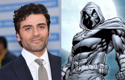Marvel quiere a Oscar Isaac como su Moon Night (Caballero Luna) en la serie de Disney+