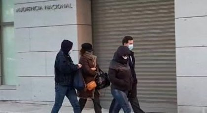 Libertad para la mujer de Villarejo y prisión para uno de los detenidos por la trama de venta de información oficial