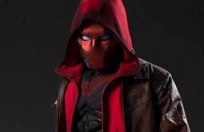 Primeras imágenes de Capucha Roja (Red Hood) en la 3ª temporada de Titans