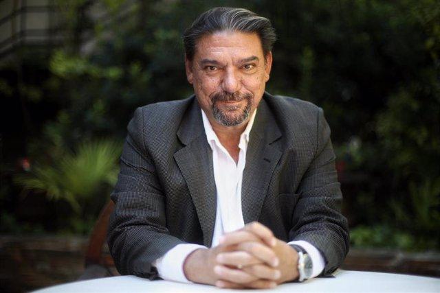 El presidente de la Sociedad General de Autores y Editores (SGAE), el guionista Antonio Onetti