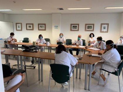 El Hospital de Manacor prohíbe visitas y acompañantes de enfermos ante el aumento de casos de COVID-19