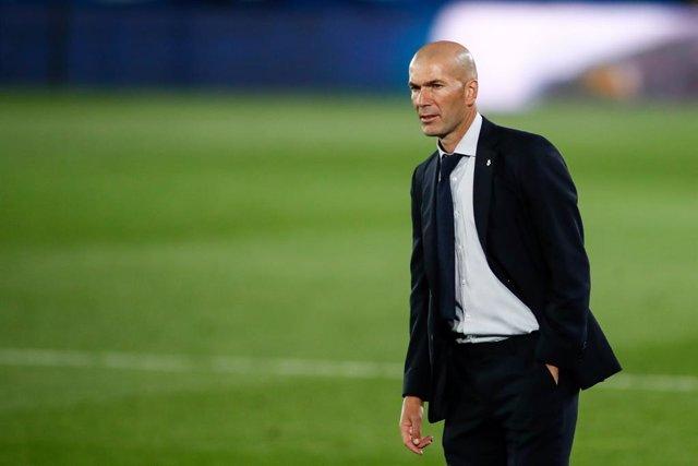 """Fútbol/Champions.- Zidane: """"Ante el Borussia necesitamos confirmar y repetir el"""