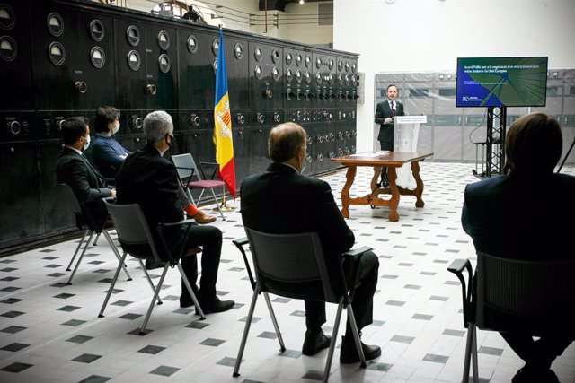 Andorra.- El Gobierno de Andorra y la oposición firman un pacto para el Acuerdo